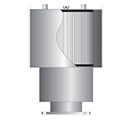 Silencer air intake filter housings for industrial applications from Sidco Filter Corporation
