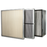 Industrial filter replacements for panel filters to replace shawndra sparks, Consler Graver, Dollinger, IFM, Ingersoll Rand, NAFCO, and Universal filter elements.