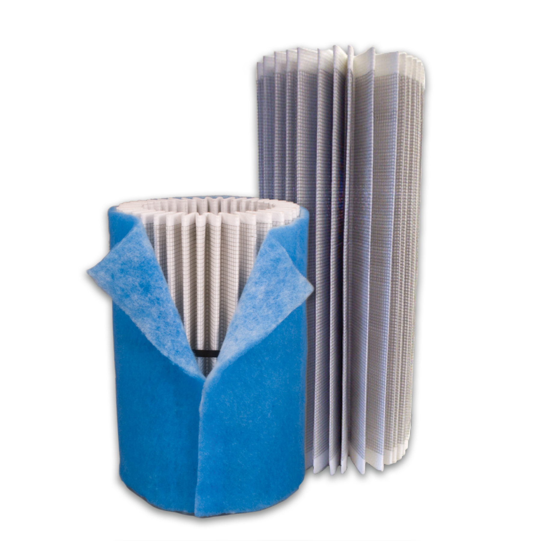 Industrial accordion filters from Sidco Filter to replace Air Maze, Air Refiner, AIRSAN, Allis – Chalmers, Atlas Copco, Chicago CFM, Chicago Pneumatic, Complete, Consler, Cooper, Energy, Endustra, Filter Engineering, Fuller Compressor, Gardner Denver, GE, Hoffman, IFM, Ingersoll – Rand, John Deere, Joy, NAFCO, Nash Engineering, Quincy, Shawndra, Sparks, Sunshine, Worth Comp Co.