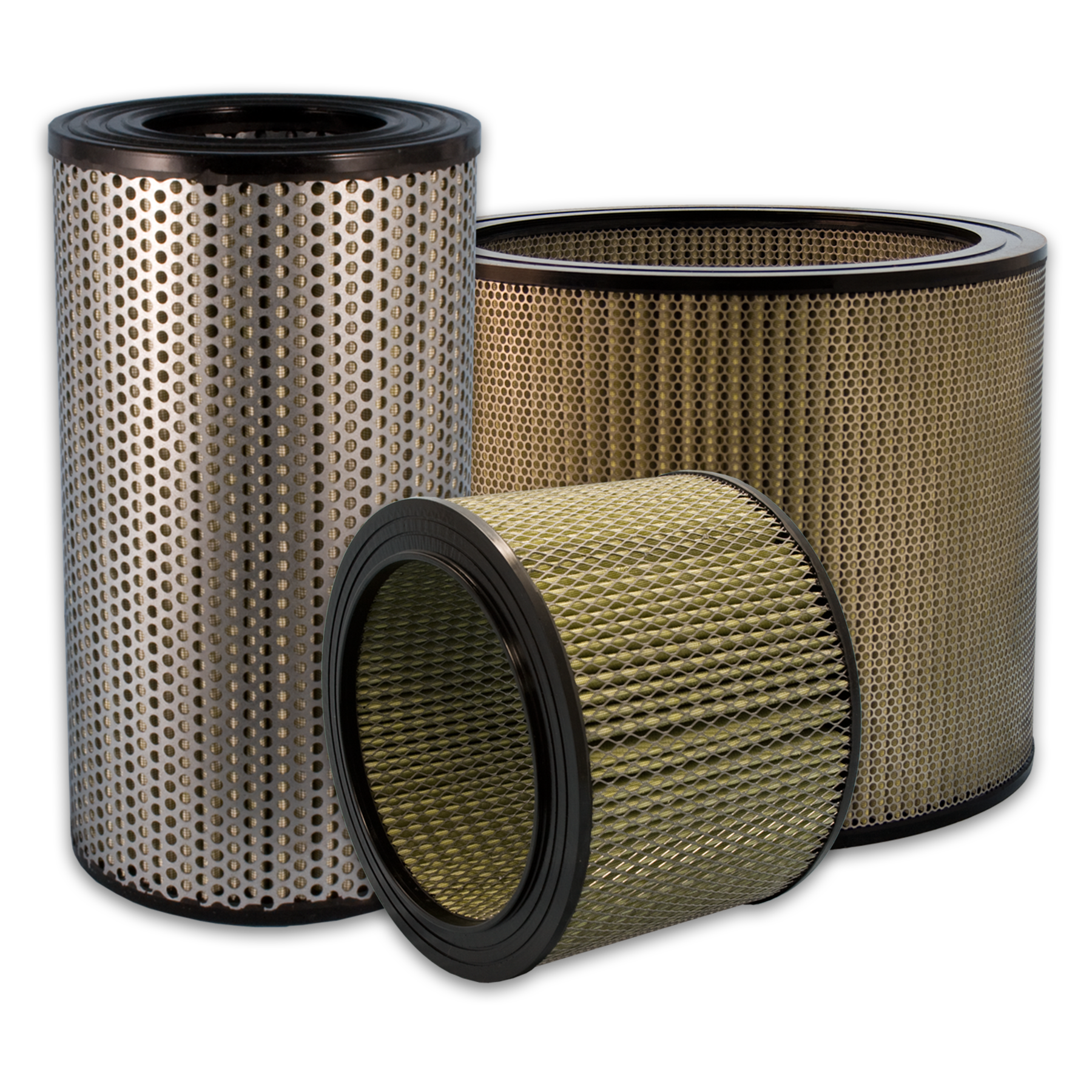 Industrial mist eliminator filters & Coalescing filter elements from Sidco Filter to replace Shawndra Sparks, Airmaze, Consler Graver, Dollinger, Endustra, Filter Engineering, IFM, Ingersoll Rand, NAFCO, Royal, Stokes, and Sunshine filter elements.