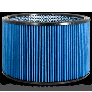 Specialty Media-Pleated Lofted Dacron Filter Media